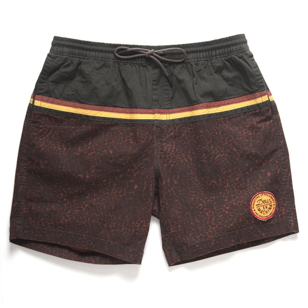 Deus Ex Machina BIQUE 16 INCH BEACH SHORT