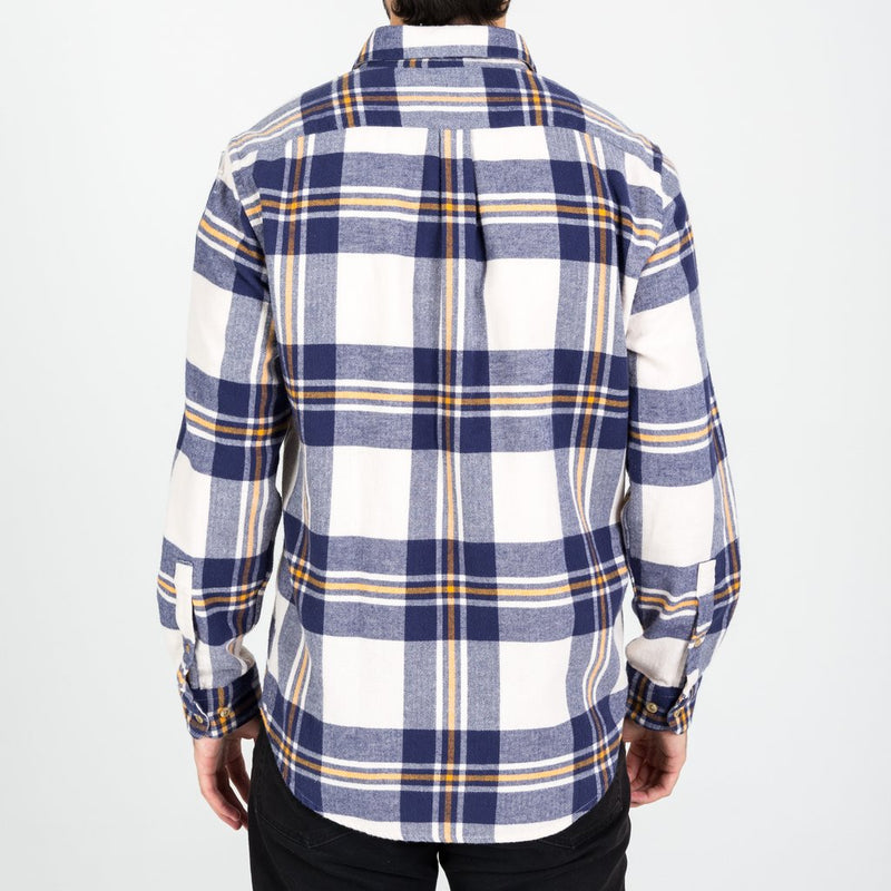 PORTUGUESE FLANNEL Woodstock Shirt