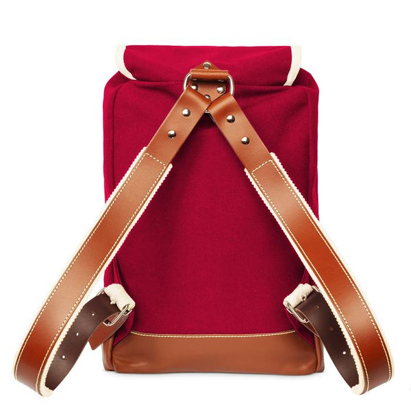 YKRA Matra Mini Bordeaux Backpack