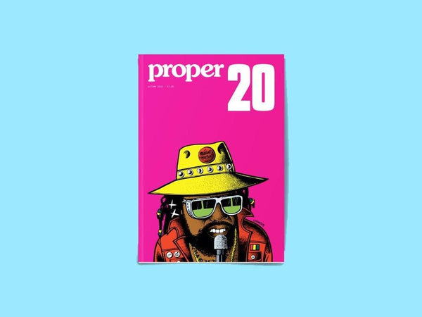 Proper Magazine Issue 20 (MAGP20B)