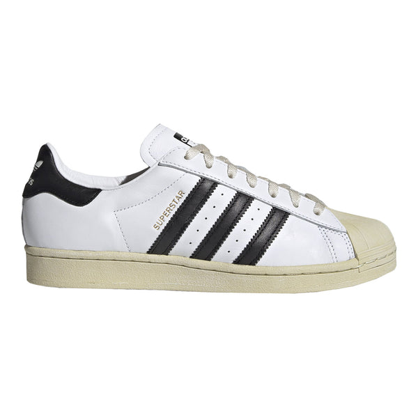 Adidas SUPERSTAR SHOES CLOUD WHITE / CORE BLACK / BLUE