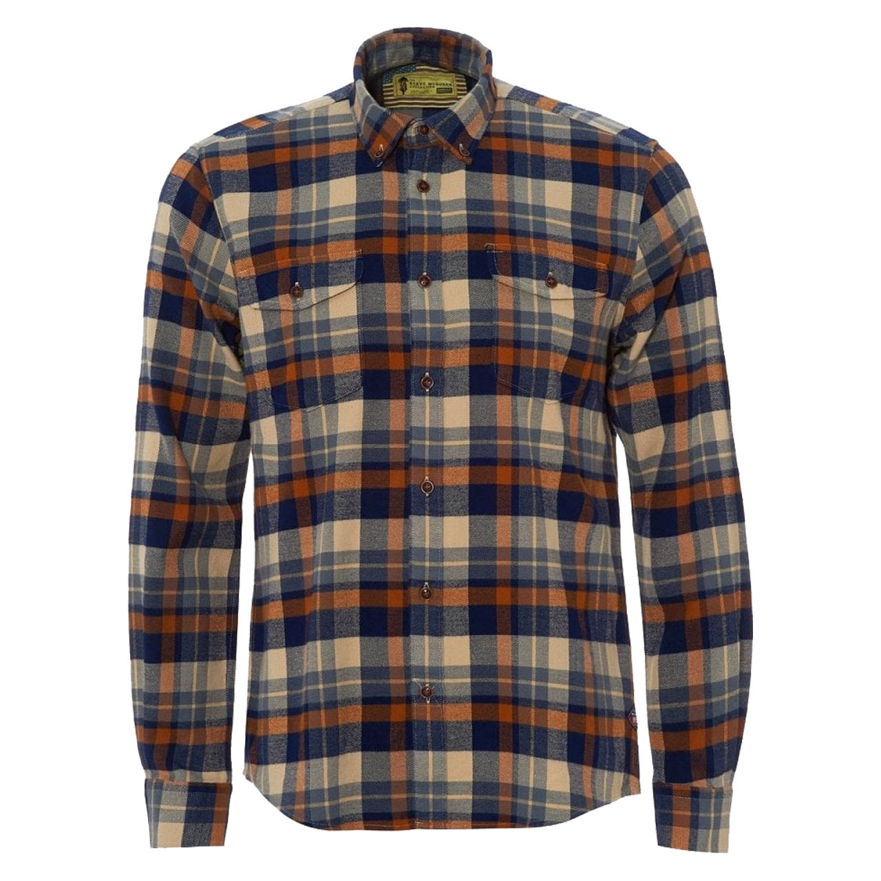 BARBOUR INTERNATIONAL B.Intl Cutter Shirt Ecru