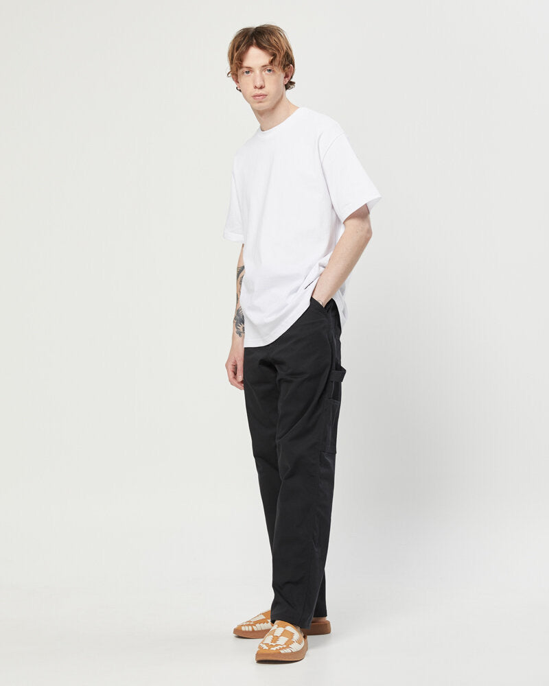STAN RAY 80S Painter Pant Black Twill