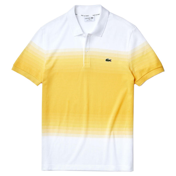 Lacoste Cotton Piquè Regular Fit Polo Made in France