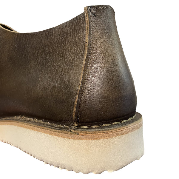 ASTORFLEX Beenflex Dark Brown Leather