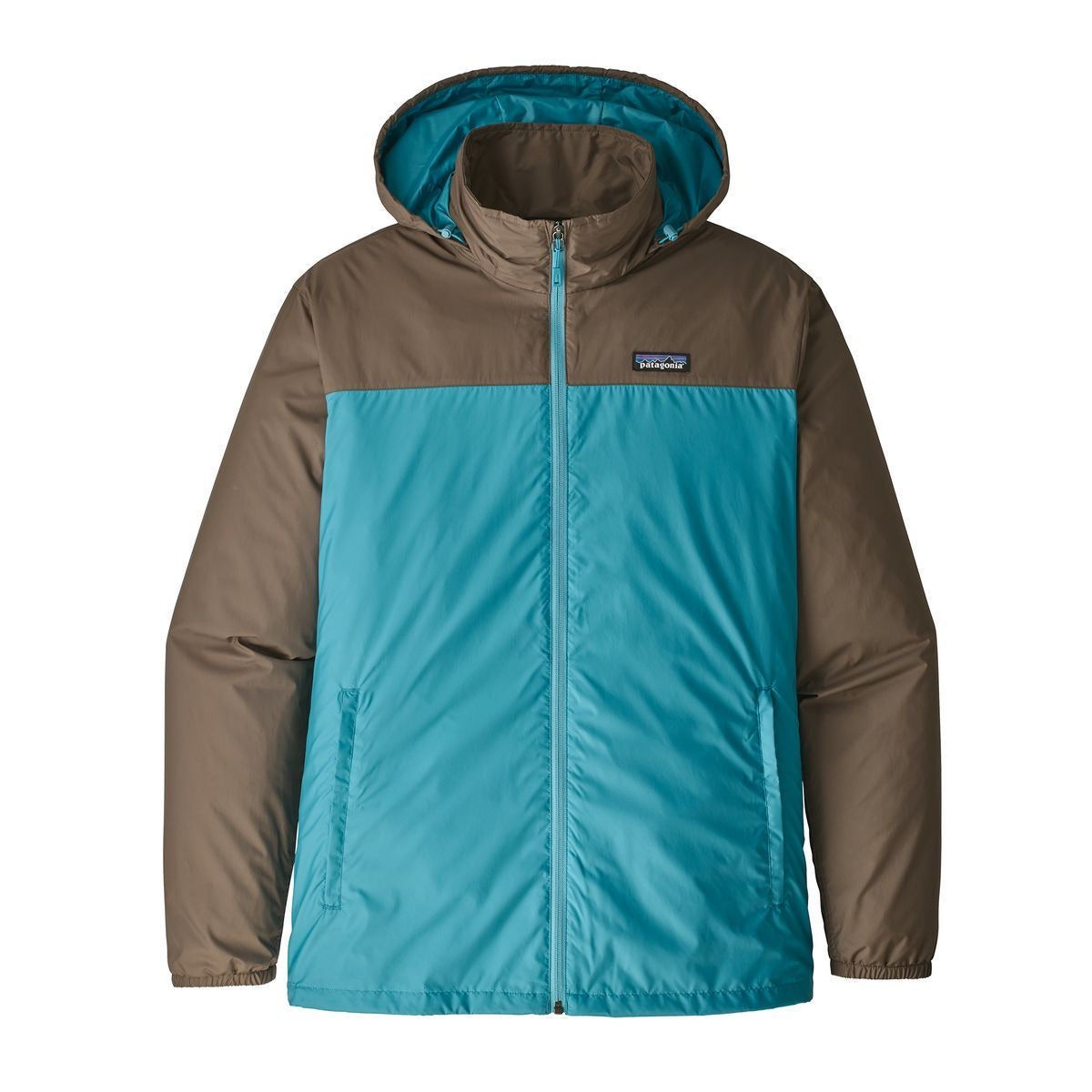 Men's Light & Variable Jacket Mako Blue