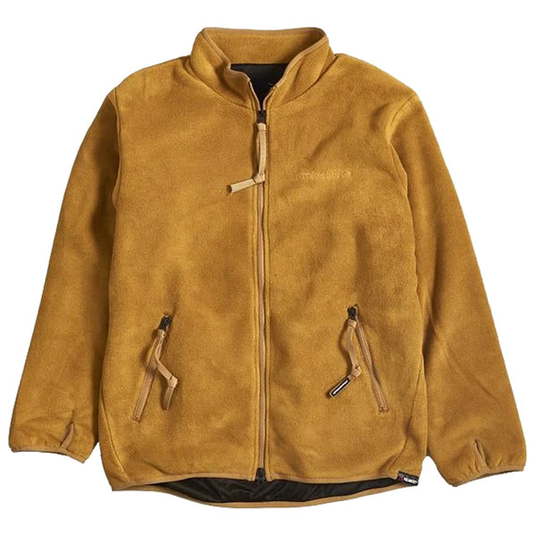 Manastash Polar 200 Fleece Jacket Mustard