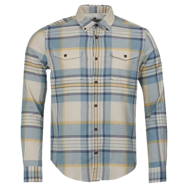 BARBOUR InternationaL Steve McQueen™ King Check Slim Fit Shirt