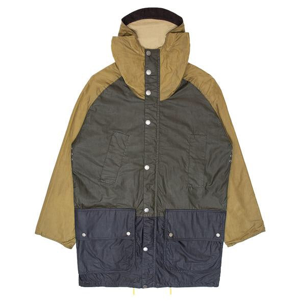 BARBOUR X HIKERDELIC Whitworth Wax Jacket BACPS2067