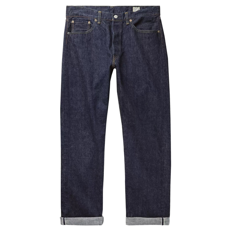ORSLOW 105 Standard Selvedge Jean One Wash