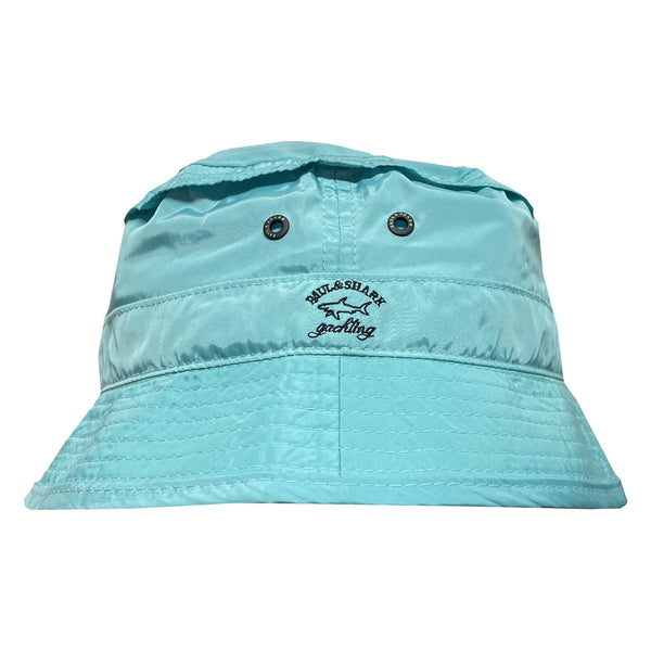 PAUL & SHARK Bucket Hat Aqua