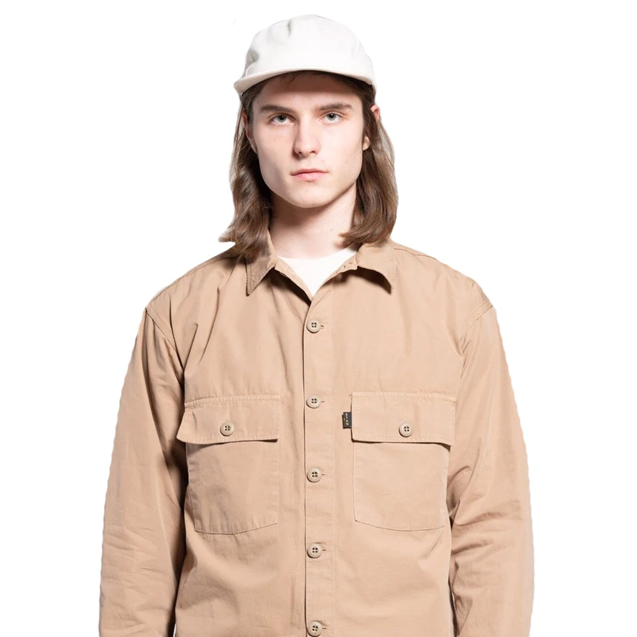 STAN RAY MEN'S CPO SHIRT BREAK SAND