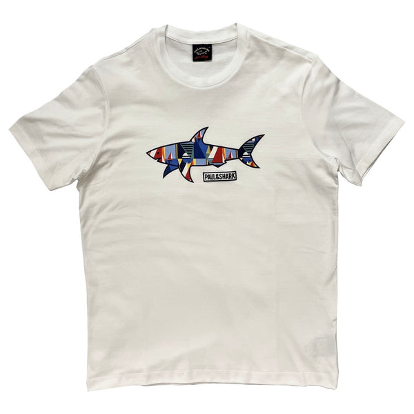PAUL & SHARK T-Shirt Shark Attack