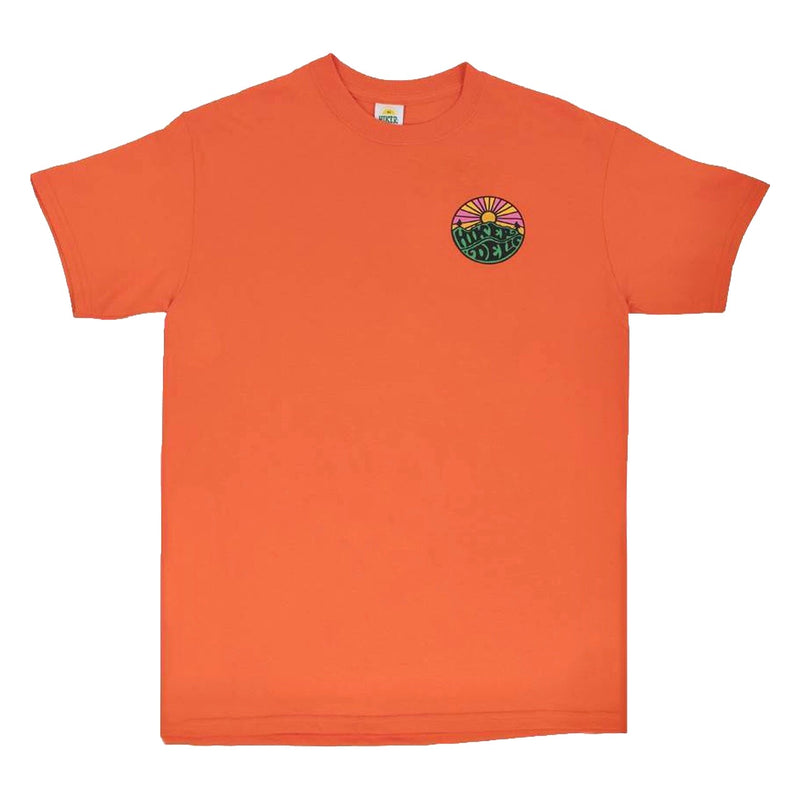 HIKERDELIC Original Logo T-Shirt Orange