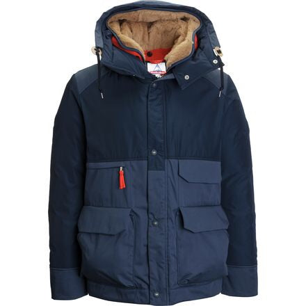 Holubar Metro Mountain Parka Dark Royal