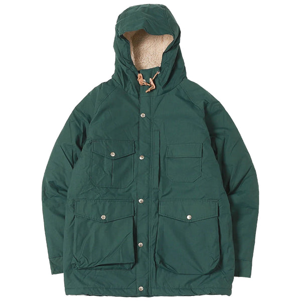 BATTENWEAR Northfield Parka Jacket Forest Green