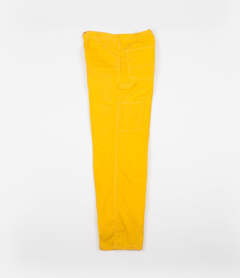 STAN RAY 80S Painter Pant Book Yellow Twill