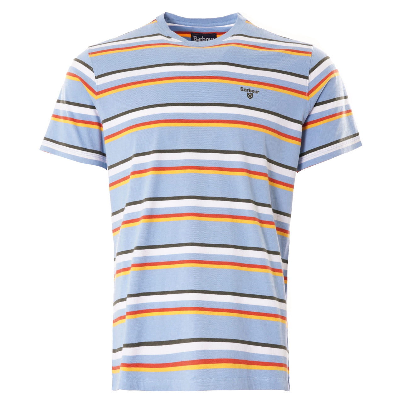 BARBOUR River T-SHIRT Powder Blue