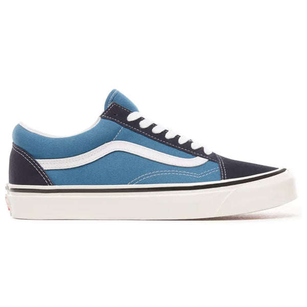 VANS Anaheim Factory Old Skool 36 DX Shoes Og Navy/Og Stv Navy