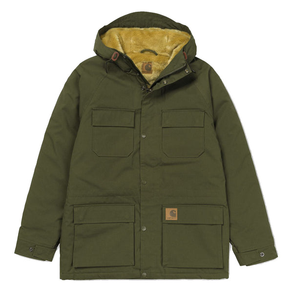 Carhartt WIP Mentley Jacket Cypress Green