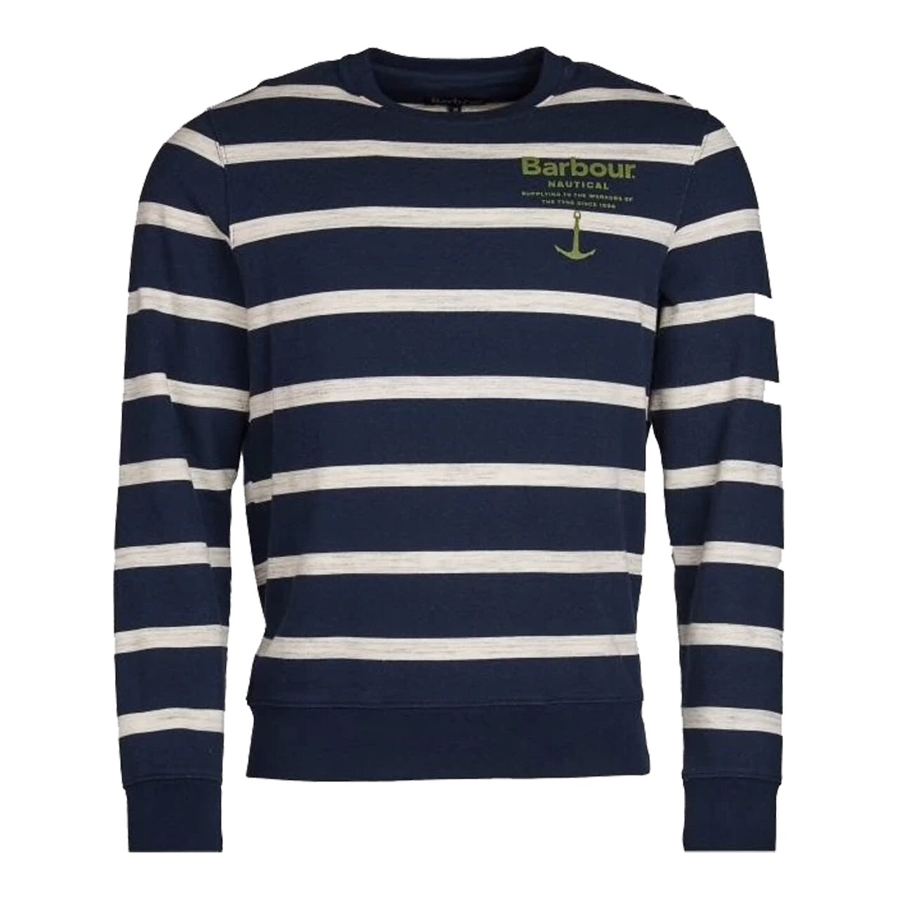 BARBOUR OFFSHORE CREW NECK SWEATER Sweatshirt