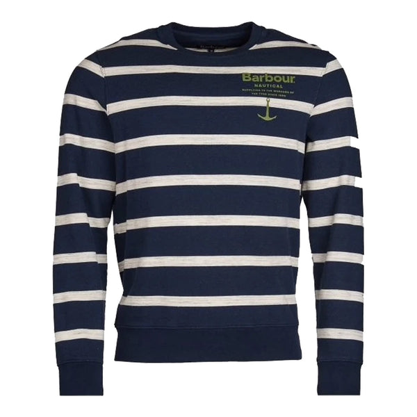 BARBOUR Offshore Crew Neck Sweatshirt
