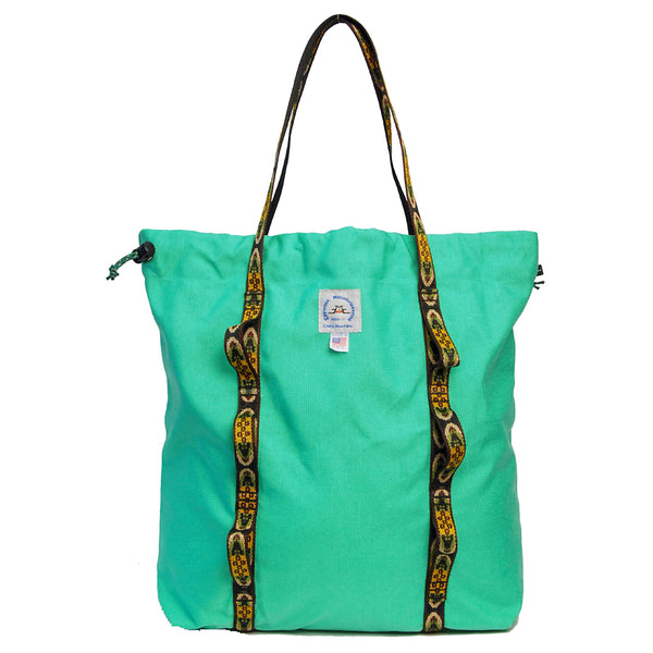 EPPERSON MOUNTAINEERING CAMP TOTE - C Green