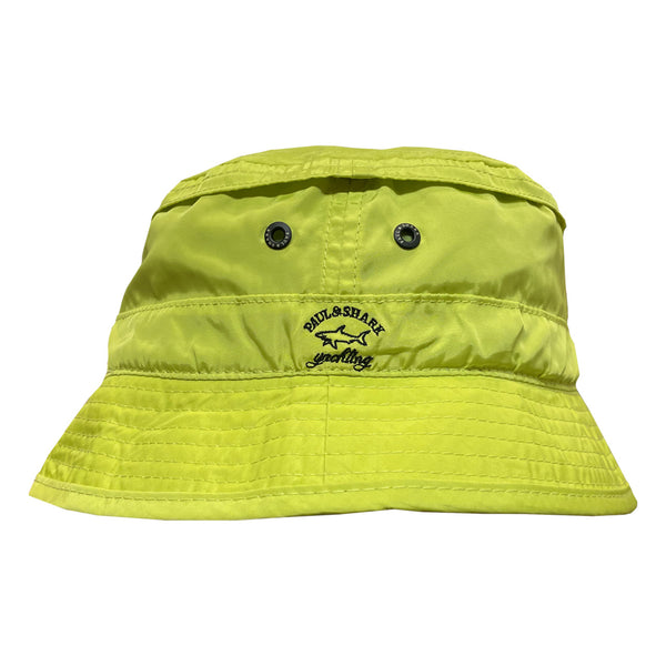PAUL & SHARK Bucket Hat Lime
