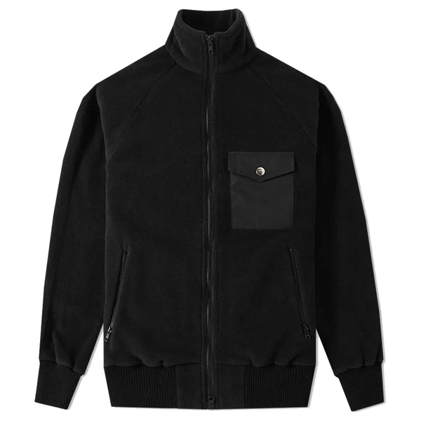 BATTENWEAR Warm-up Fleece Pile Black