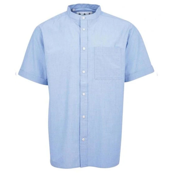 BARBOUR Blindrock Shirt Blue White Label