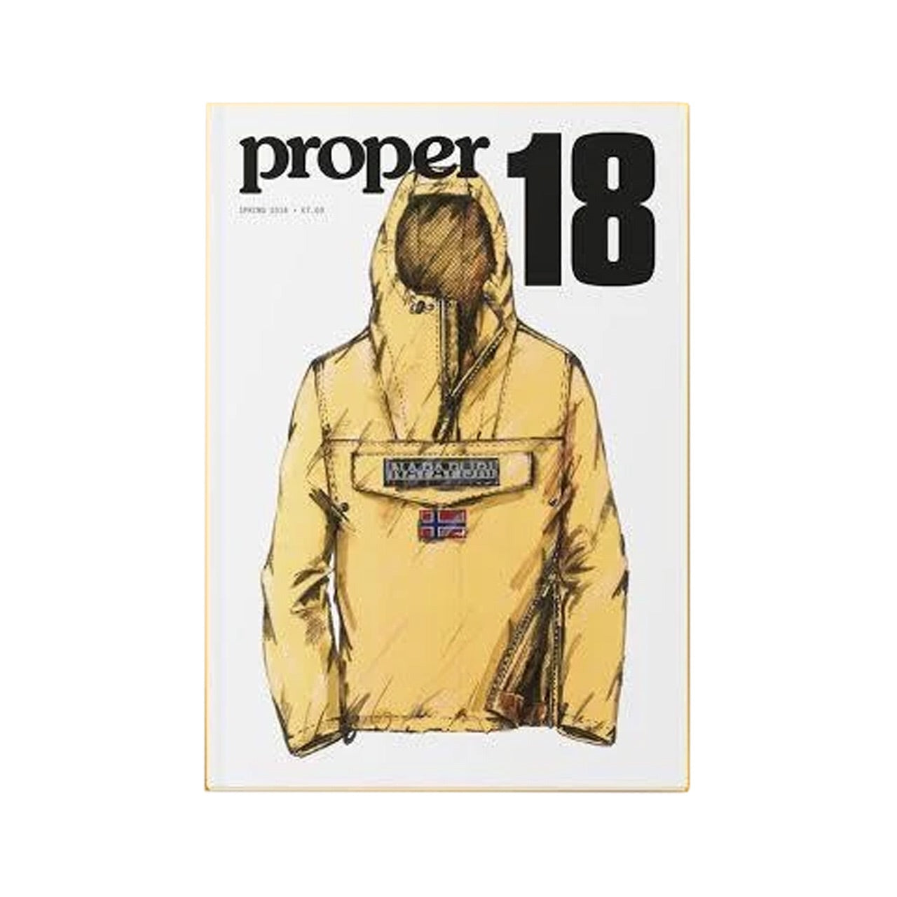 Proper Magazine Issue 18 (MAGP18A)