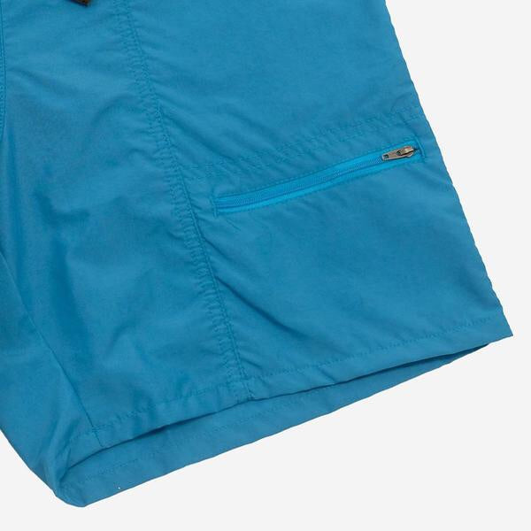 BATTENWEAR Camp Shorts Teal Blue