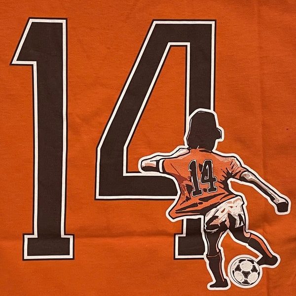 A GUY CALLED MINTY Johan Cruijff T-Shirt