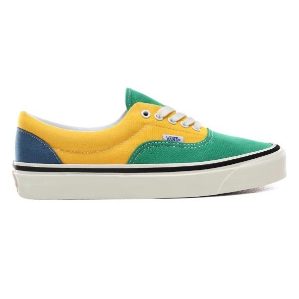 VANS Anaheim Factory Era 95 DX Og Emerald/Og Yellow/Og Navy