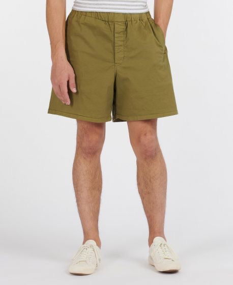 BARBOUR Dillon Shorts Olive Branch