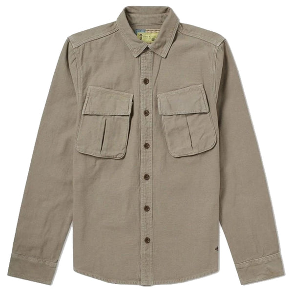 BARBOUR International Steve McQueen™ Bow Tailored Overshirt