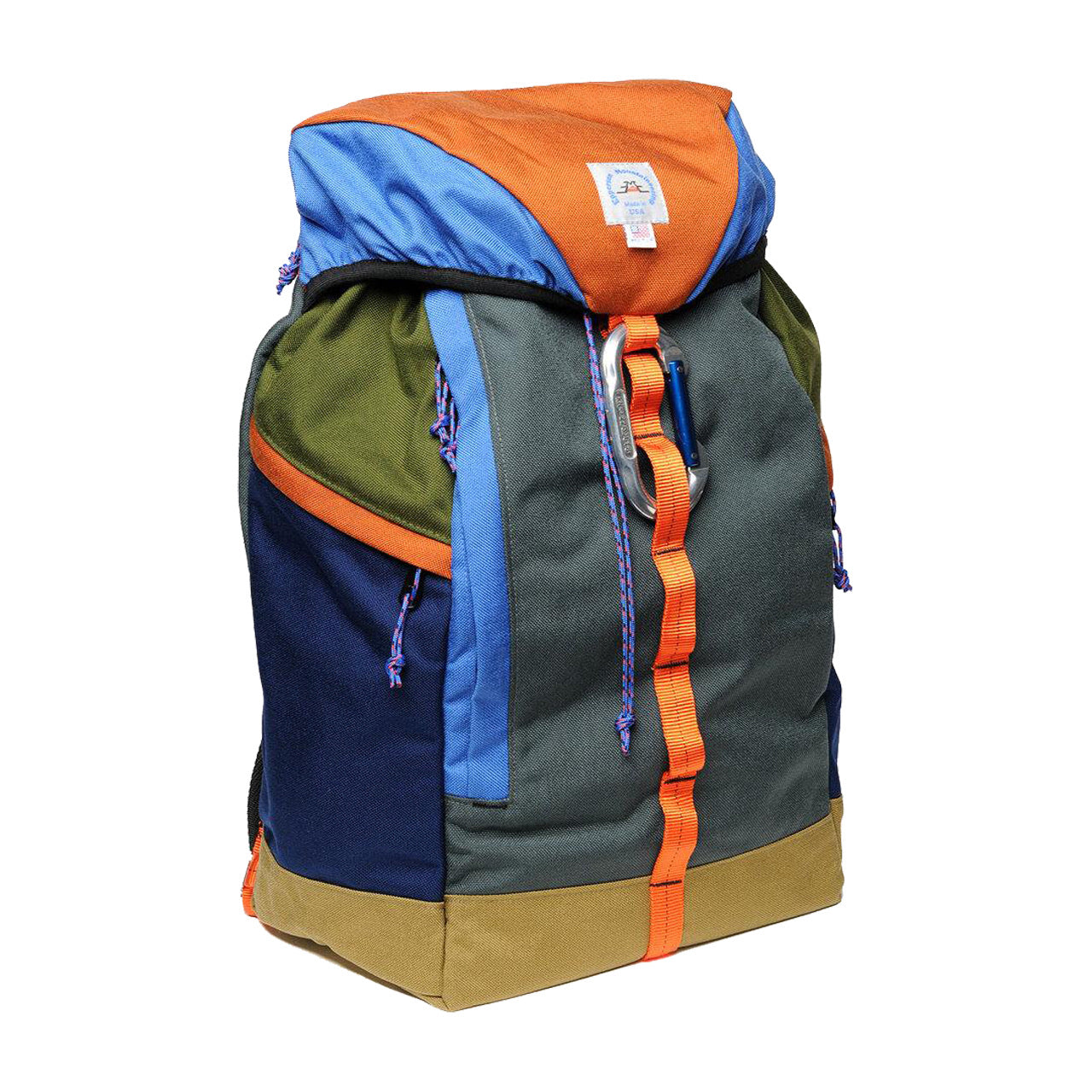 EPPERSON MOUNTAINEERING Large Climb Pack - CLAY/ STEEL
