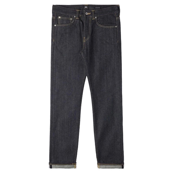EDWIN ED-80 Slim Tapered Jeans Red Listed Selvadge Denim