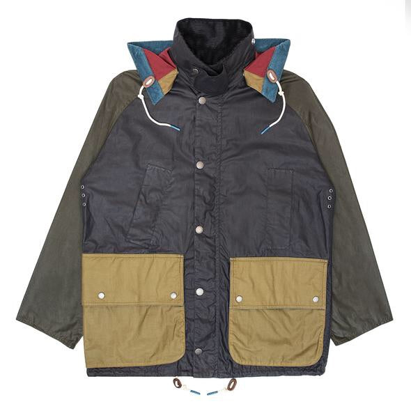 BARBOUR X HIKERDELIC Pitt Wax Jacket BACPS2066