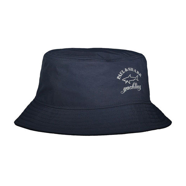 PAUL & SHARK Bucket Hat Typhoon Nylon Navy