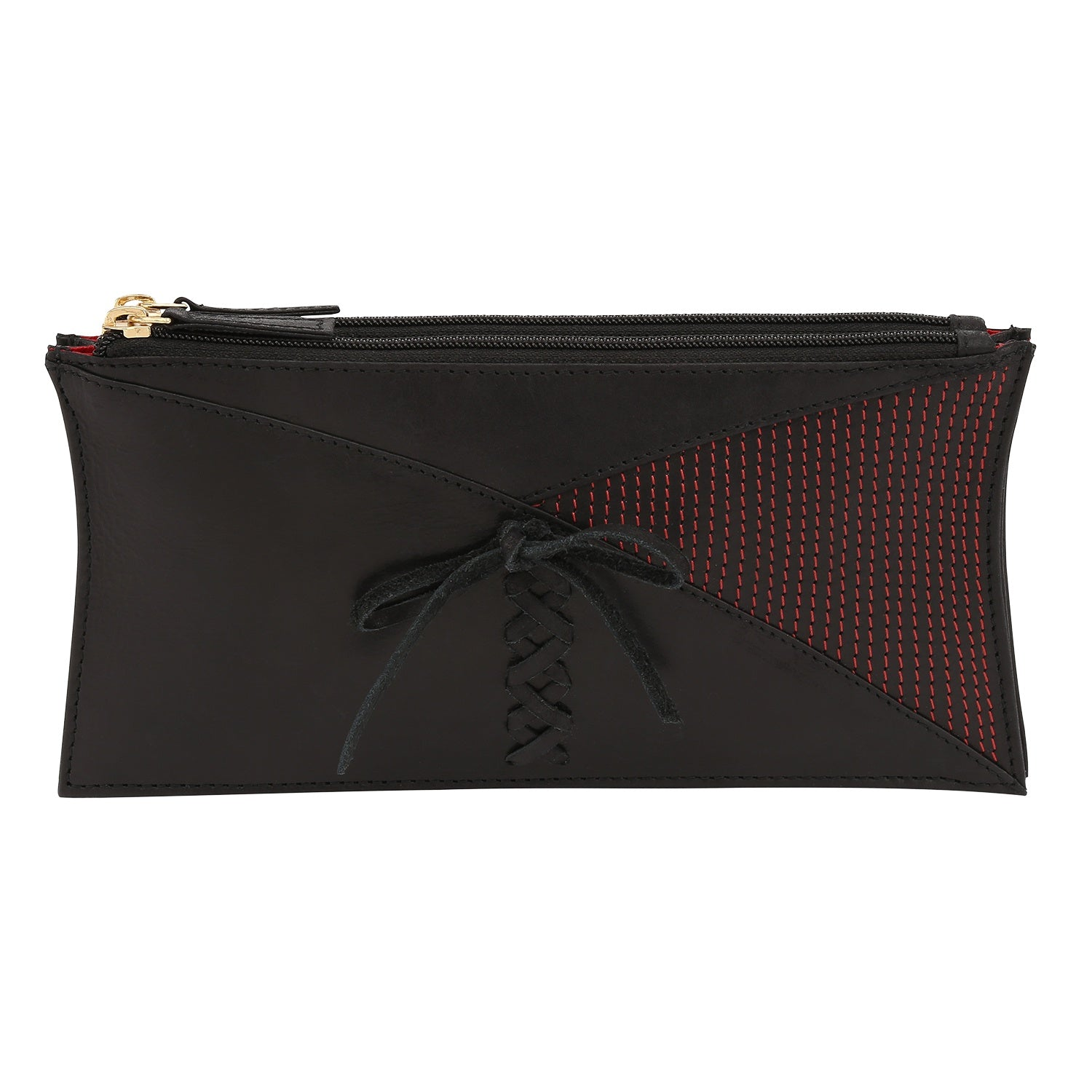 Milano Clutch - LeoTherese Designs