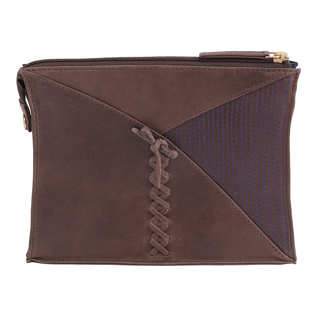 Stockholm kosmetiktaske/Clutch - LeoTherese Designs
