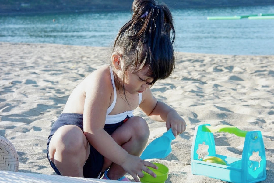 Essentials for Children at the Beach