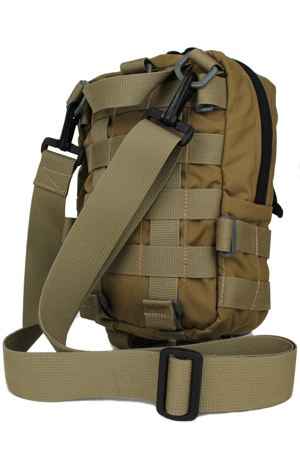 Sabra Gear PARTNER EDC pack - Drop leg, Shoulder, Waist and MOLLE Organizer.