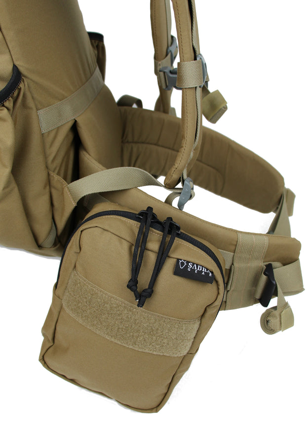 Waist Belt Pockets - Sabra Gear Sidekick Pouch