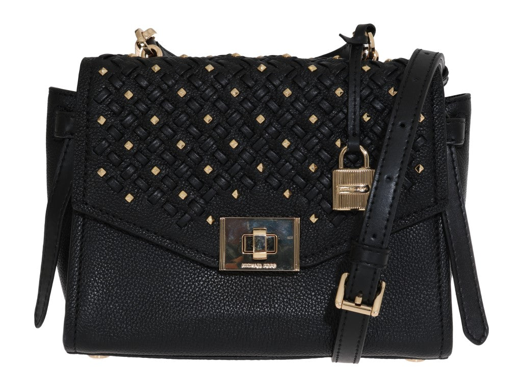 1f39fc4c62d0 discoverclothing.co.uk - Michael Kors Handbags - Black CASSIE ...