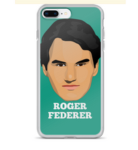 R. Federer Phone Cases Green / Iphone 6 Plus/6S Plus