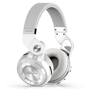 Bluedio T2S Wireless Bluetooth 4.1 Headphone With Microphone White / United States