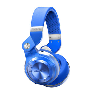 Bluedio T2S Wireless Bluetooth 4.1 Headphone With Microphone Blue / United States