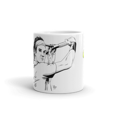 R. Federer Mugs Backhand